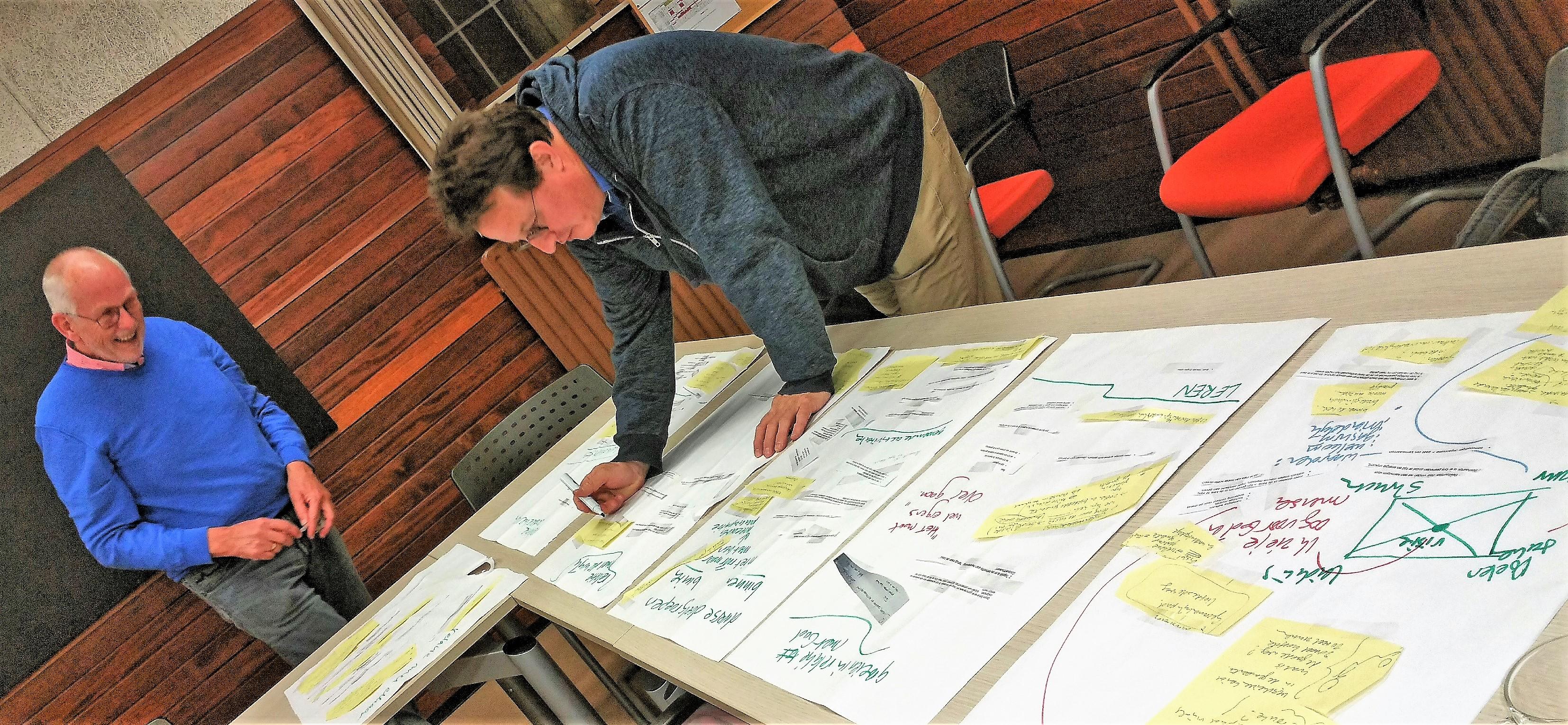 dromen van gemeenteleden analyseren - waarderende gemeenteopbouw - waarderend actieoonderzoek