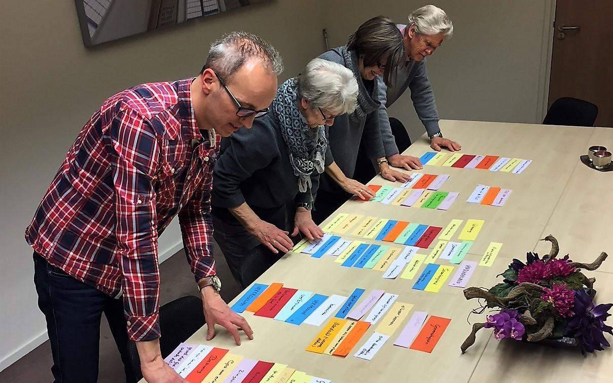 MET ANDERE OGEN waarderende gemeenteopbouw verschillende perspectieven in kaart brengen en vanuit verlangen en vertrouwen aan de slag gaan